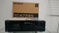Sony Tc k 770 Es