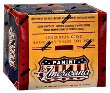 Americana 2015 Trading Card Hobby Box