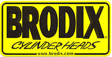 Brodix Official Really Big Racing Decal   RB91