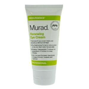 MURAD RENWING EYE CREAM RESURGENCE WRINKLE REDUCE 2OZ 60ML SALON SIZE FRESH