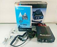 NEW Midland 77092 40 Channel CB Radio Transceiver