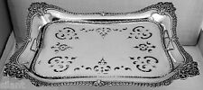 Asparagus Tray by Tiffany & Co. Sterling Silver, Footed