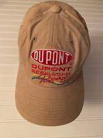 Chase Dupont Refinishing Racing Snapback Adjustable Jeff Gordon 24 Tan Dad Hat