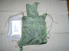 US Armed Forces issue 5 qt. (1.25 gal) collapsable canteen un-used new in pkg.