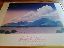"""Doug West, """"Taos Silk - Music from Angel Fire 1984"""" Open Edition Event Poster"""