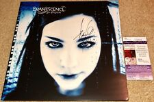 AMY LEE SIGNED FALLEN VINYL EVANESCENCE ROCK BAND BRING ME TO LIFE SEXY JSA