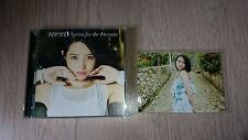 MICHI - Sprint for the Dreams (CD+DVD) Japanese Version J-Pop