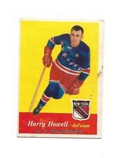 1957-58 Topps:#51 Harry Howell,Rangers