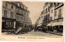CPA Montlucon-Place Notre-Dame et Grande-Rue (263018)