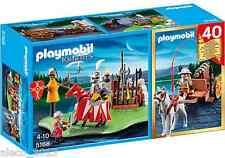 Playmobil Médiéval Chevaliers Ensemble 5168 Knights,Edition Limité Anniversaire