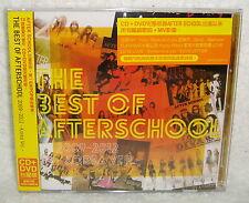 After School THE BEST OF 2009-2012 Korea Ver. Taiwan CD+DVD+20P (Play Girlz)