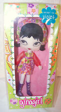 "2006 rare Blythe Ginagirl 10"" doll by Christina Gordon & Gina Garan Junie Moon V"