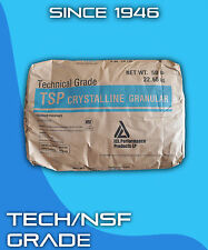 Trisodium Phosphate 50 Lb TSP 50 Pound Clean Powerwash WHOLESALE