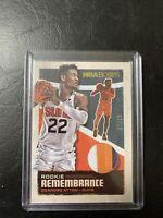 Deandre Ayton NBA Hoops Rookie Remembrance Patch /25 Phoenix suns rookie card