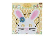 Easter Bunny Felt Mask ~ Childrens Easter Fancy Dress Costume Mask