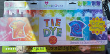 Create Basics Tie Dye Kit, 47 Piece 10 Color Super Pack - Fast Ship