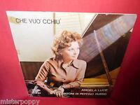 ANGELA LUCE e le canzoni di PEPPINO RUSSO Che vuò cchiù LP 1973 EX+ Italy