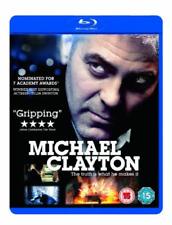 Michael Clayton Blu-ray 2007 DVD Region 2
