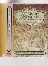 LITERARY LANDSCAPES BRITISH ISLES-DAICHES 1979 2ND-HB/J  PLACES- DICKENS/HARDY++