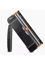 Firbon A4 Paper Cutter 12 Inch Titanium Paper Trimmer Scrapbooking Tool with and