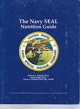 Navy Seal Nutrition Guide by Deuster Ph.D. Patricia A. Singh Ph.D. Anita 1994
