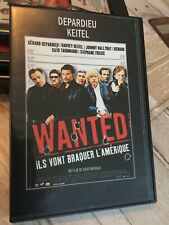 "dvd "" wanted "" originale (11) Depardieu , Hallyday , Renaud"