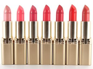 L'Oreal LipColor. CHOOSE YOUR SHADE!