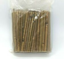 100 pcs Bamboo Sticks - 5 Inch - Crafts Photography Supplies Products