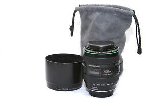 Canon EF 70-300mm f4.5-5.6 DO IS USM Telephoto lens Diffractive optics **5635**