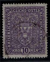 P126360/ AUSTRIA – MI # 207 I USED CV 155 $