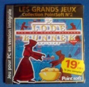 Lode Runner : The Mad Monks' Revenge - PC RARE neuf sous blister