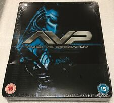Alien Vs. Predator Steelbook Blu-Ray **Region B**