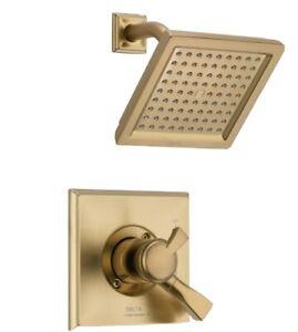 Delta T17251-CZ-WE Dryden Monitor 17 Series Shower Trim Champagne Bronze