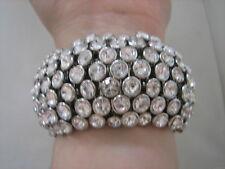 Superbe et élégant bracelet manchette Swarovski – NEUF n'a jamais été porté