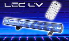 ADJ American DJ ECO UV BAR 50 IR 9x 3 Watt LED Schwarzlicht mit IR-Fernbedienung