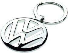 VW Keyring - Volkswagen Golf Metal Logo Badge Car Pendant Gift Key Chain Chrome