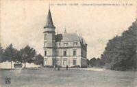 SAUSSY - Château de Charmes