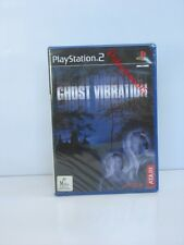 GHOST VIBRATION PLAYSTATION 2 Brand New and sealed,100% Pal Game ( AUS )