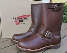 RED WING 2991 Engineer Boots *NEU* US 9,5 / EU 42,5 Amber Harness Leder Stiefel