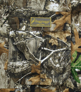 FroggToggs Dead Silence Pants Brushed Camo Waterproof Hunting Gear Outerwear