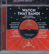 ANDREW BIRD / SIMONE FELICE / BETH JEANS HOUGHTON Watch that band UNCUT CD 2012