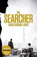 The Searcher The Ben Webster Spy Series Book 3 Paperback Chris Morgan Jones