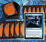 mtg BLUE TAPPED OUT DECK Magic the Gathering rare 60 cards nibilis of frost SOI