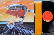 GLAM ROCK LP: SWEET Off The Record CAPITOL STAO-11636 (1977 gatefold)