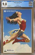 Wonder Woman #766 Middleton Variant CGC 9.8