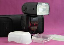 Nikon Speedlight SB-900 Shoe Mount Flash 1921E