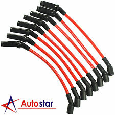 Performance Spark Plug Wires Set For Chevy/GMC 99-06 LS1 Vortec 4.8L 5.3L 6.0L