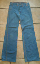 Vintage Hands Off Bell Bottom Jeans 31 x 35