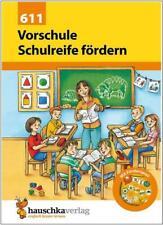 NEU: Übungsheft für Kinder ab 5 Jahren (Vorschule) - Fit für die 1. Klasse