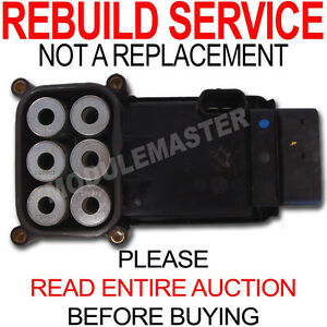 Rebuild Repair for 00 01 02 03 04 05 06 07 Ford F150 E150 Kelsey Hayes 325 ABS